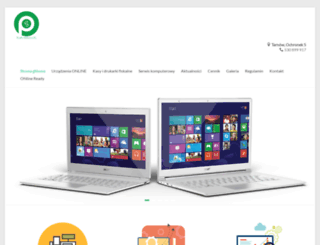 plum-serwis.pl screenshot