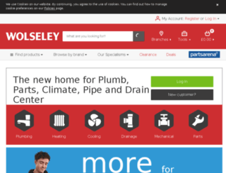 plumbcenter.co.uk screenshot