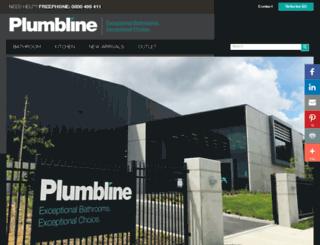 plumbline.co.nz screenshot