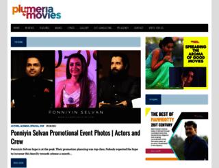 plumeriamovies.com screenshot