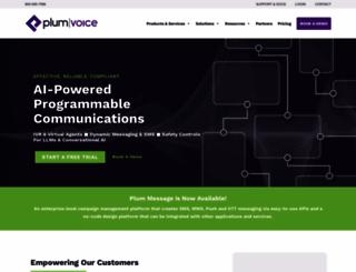 plumgroup.com screenshot