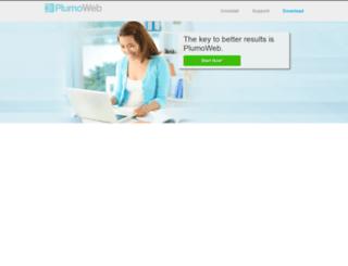 plumoweb.net screenshot