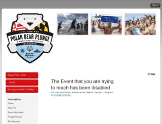 plunge2015.kintera.org screenshot