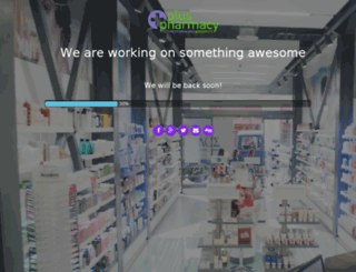 plus-pharmacy.com screenshot