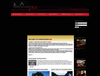 plus.florencetown.com screenshot