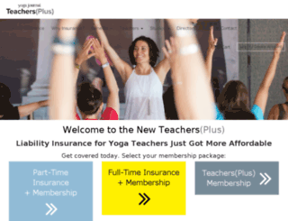 plus.yogajournal.com screenshot