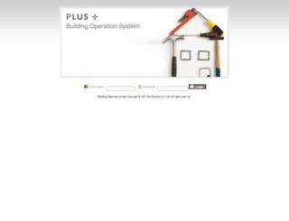 plusbos.com screenshot