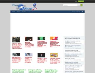 plusgsm.com.br screenshot
