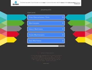 plushka.info screenshot