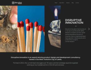 plusminusdesign.co.uk screenshot