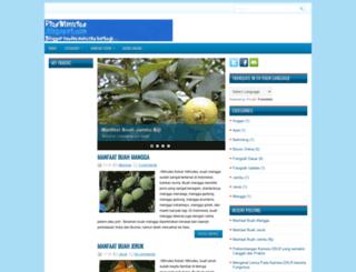 plusminutes.blogspot.com screenshot