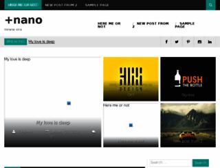 plusnano.com screenshot