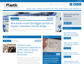 plusplasticelectronics.com screenshot