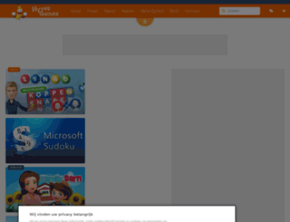plutosportnl.hyves.nl screenshot
