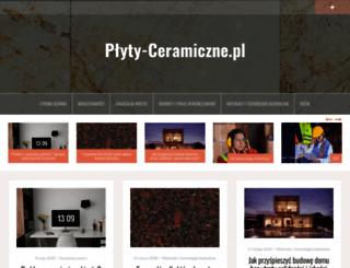 plyty-ceramiczne.pl screenshot