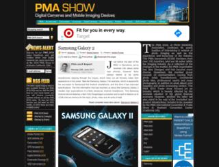 pma-show.com screenshot