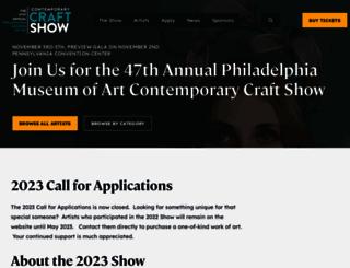 pmacraftshow.org screenshot