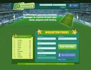 pmanager.org screenshot
