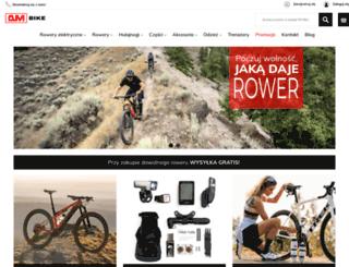 pmbike.pl screenshot