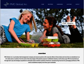 pmcglobalinc.com screenshot