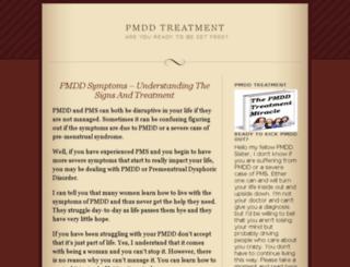 pmddtreatment.net screenshot