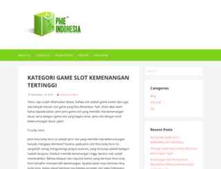 pmeindonesia.com screenshot