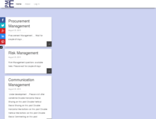 pmentrance.net screenshot