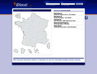 pmi.idlocal.com screenshot
