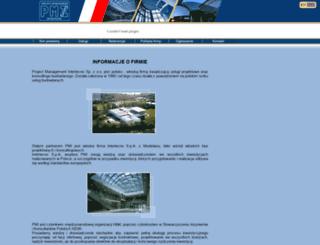 pmi.internetdsl.pl screenshot