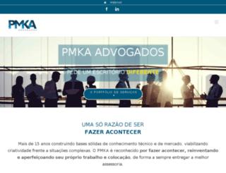 pmka.com.br screenshot