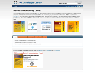 pmknowledgecenter.com screenshot