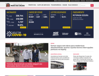 pmmc.com.br screenshot