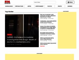 pmnewsnigeria.com screenshot