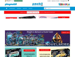 pmobil.it screenshot