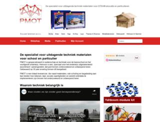 pmot.nl screenshot