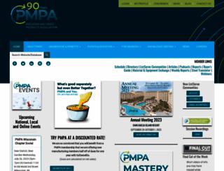 pmpa.org screenshot