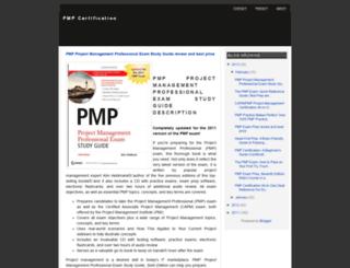 pmpcertificationv.blogspot.in screenshot