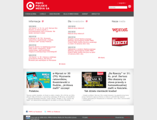 pmpg.pl screenshot