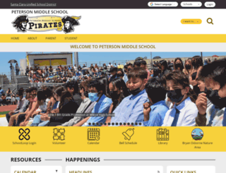pms-scusd-ca.schoolloop.com screenshot