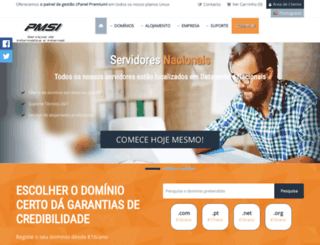 pmsi-net.com screenshot