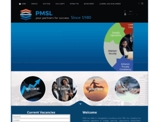pmsl.org screenshot