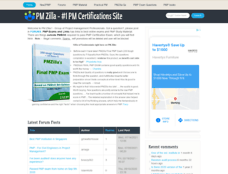 pmzilla.com screenshot