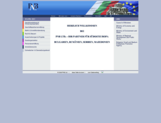 pnb.bg screenshot