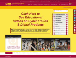 pnbindia.in screenshot
