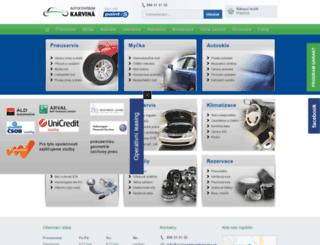 pneu-nej.cz screenshot