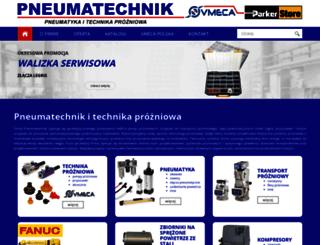 pneumatechnik.e.pl screenshot