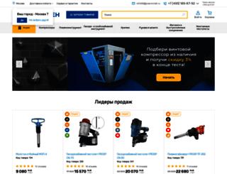pnevmoteh.ru screenshot