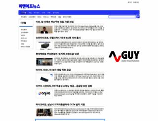 pnfnews.com screenshot