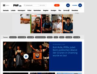 pnp.de screenshot