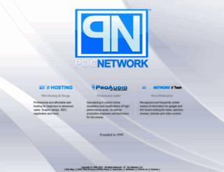 pocinc.net screenshot